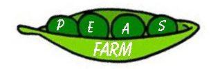 This is the PEAS Farm logo